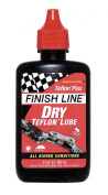 Finish Line DRY Teflon Bicycle Chain Lube 60ml Drip Squeeze Bottle