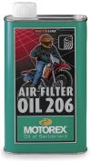 Motorex Air filter Oil 206 1 Litre 706-100