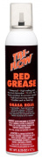 Tri-Flow TFBP20030 Red Grease - 180ml Aerosol