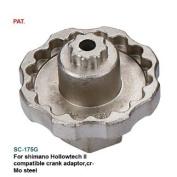 Shimano Hollowtech II Crankset Crank Bottom Bracket Tool