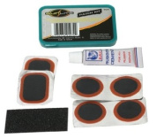 Bicycle Tyre Repair Tube Patch Kit Small
