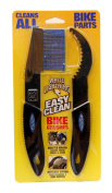 White Lightning Easy Clean Bicycle Chain and Parts Cleaning Brush Kit