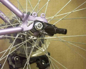 Extra Bicycle Hitch for HoundAbout Trailer