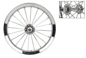 Sunlite Replacement Front Wheel for Convertible Trailer Tot