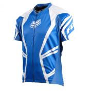 Fox Head Men's Race Jersey, Blue, Large