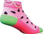 SockGuy Women's Watermelon Sock