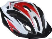 Lazer Tempo Unisize Red/White/Black, (46-57cm) Helmet