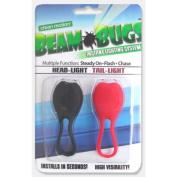 Skye Supply Beam Bug Light Combo - Black/Red