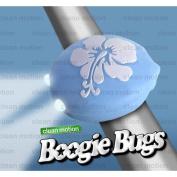 Skye Supply Boogie Bugs Headlight - Blue Hibiscus Flower Bug
