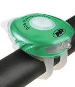LIGHT FRONT NITERIDER LIGHTNING BUG 1 LED GREEN