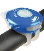 LIGHT FRONT NITERIDER LIGHTNING BUG 1 LED BLUE