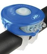 LIGHT FRONT NITERIDER LIGHTNING BUG 3 LED BLUE