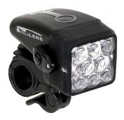 M-Wave 8 LED Headlight - Black