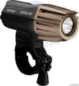 Cygolite Expilion 700 Lumen USB Rechargeable Bicycle Headlight, Black, One Size