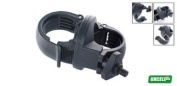 Como Bicycle Bike Mount for CR123A Flashlight 360 Degree