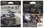 Nite LRGT-03-09 Lite Ride GT Handlebar Flashlight Mount