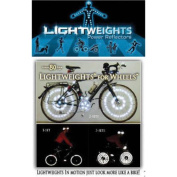 Lightweights Power Reflectors for Wheels