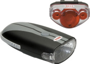 Bell Sports 1003618 Night Trail Bicycle Light Set