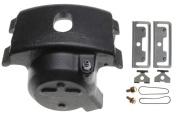 Raybestos FRC4120 Professional Grade Remanufactured, Semi-Loaded Disc Brake Calliper