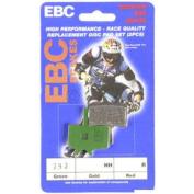 EBC Disc Brake Pads for Avid Mechanical-Green