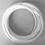 Cable Casing Wh 5mm 50' Roll