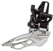 SRAM X9 3x10 Front Derailleur - Direct Mount, Dual Pull