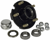 Martin Wheel (H5-C-PB-B) 5-Bolt Pressed Stud Hub Repair Kit for 2.5cm Axle