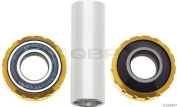 Profile Racing Gold Outboard Bearing Bottom Bracket