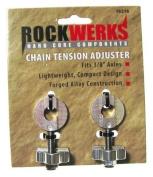 Origin8 Chain Tension Adjuster, Silver