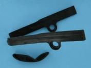 UFO Plastics Chain Slider Black Black KT03083-001