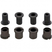 RaceFace Chainring Bolt Pack Set of 4 12.5mm Bolt/Nut