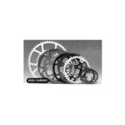 Vuelta Chainring, 6061, 8 Speed 34T x 94mm 5-Arm Silver