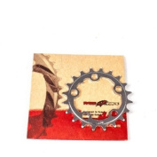 Race Face Race Chainring, 58mm, 20T, Silver