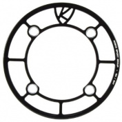 K-Edge MT Ring 104mm 34T Black, 4-Bolt