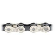 Vuelta F80 8 speed chain - silver/black