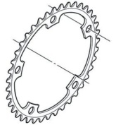 CHAINRINGS FC6750 F-TYPE 50T 50T