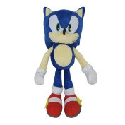 Jazwares Sonic the Hedgehog 20th Anniversary Plush Toy - 30cm Classic Sonic