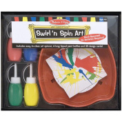Melissa & Doug Swirl n Spin Art- Case of 2