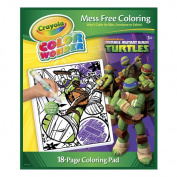 . Colour Wonder Colouring Pad - Teenage Mutant Ninga Turtle