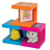 Safety 1st Cubikals Stack 'n Play 3 Block Set - # 5