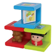 Safety 1st Cubikals Stack 'n Play 3 Block Set - # 6