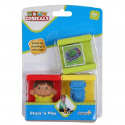 Safety 1st Cubikals Stack 'n Play 3 Block Set - # 7