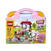LEGO Bricks & More LEGO Pink Suitcase