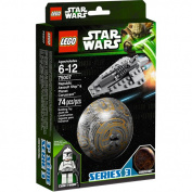 LEGO Star Wars Republic Assault Ship(TM) and Planet Coruscant(TM) 75007