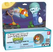 K'NEX Angry Birds Space Building Set - Lightning Bird vs Frozen Helmut Pig