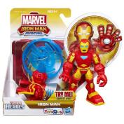 Playskool Heroes Marvel Iron Man Adventures Iron Man Figure