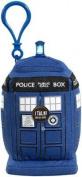 Dr Who - Mini Talking Tardis Plush Clip On 00579J - Underground Toys