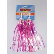 KHS ULTRACYCLE STREAMERS,NEON PINK NEON PINK MIX