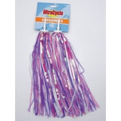 KHS ULTRACYCLE STREAMERS,PINK/WHITE PINK/WHITE/LAVENDER