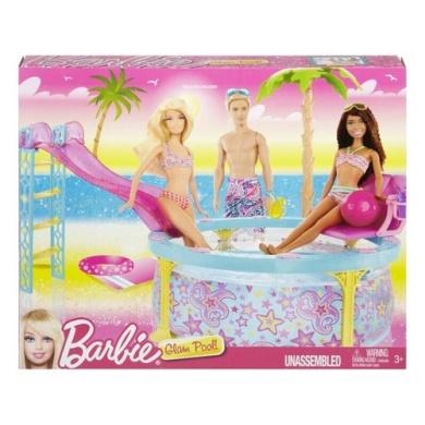 Barbie Glam Pool New